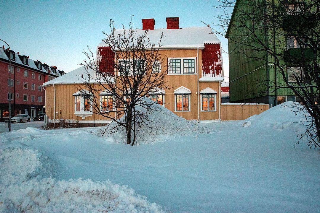 kiruna Lapland